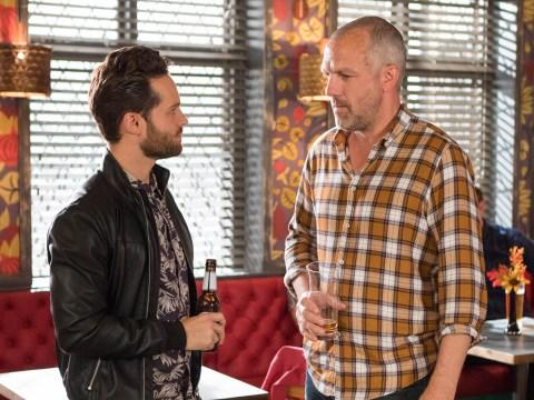 Hollyoaks spoilers: Actor Bob Cryer teases Glenn Donovan's return from the dead