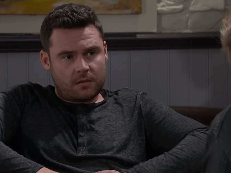 Emmerdale spoilers: Aaron Dingle makes a shocking confession to Robert Sugden