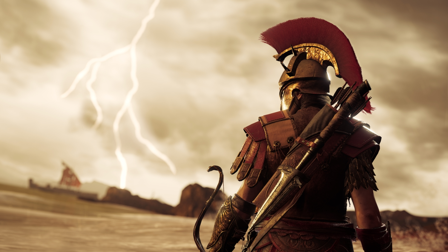 Assassin's Creed Odyssey - an unsteady start for Ubisoft's latest