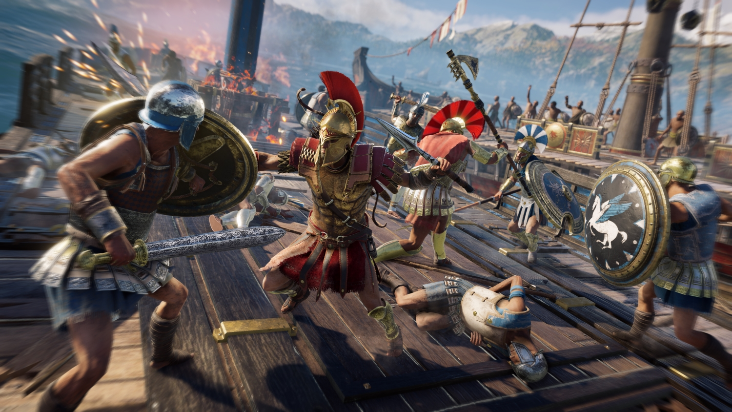 Assassin's Creed Odyssey (PS4) - does bigger mean better?