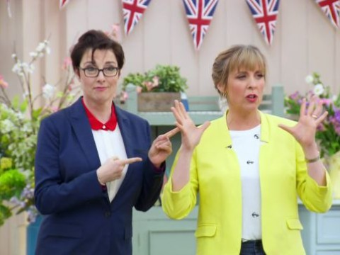 Bake Off's Mel and Sue are coming back as hired killers in their first comedy sitcom