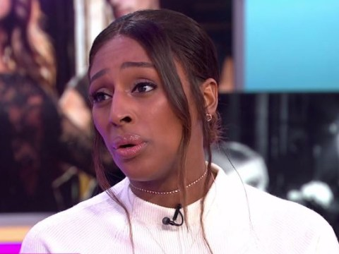 Alexandra Burke weighs in on Seann Walsh and Katya Jones kiss: 'Keep it moving'