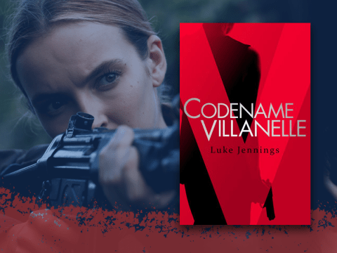 What is the book Killing Eve is based on and who is it by?
