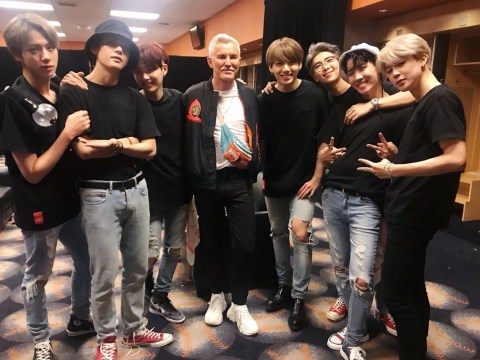 Baz Luhrmann is meeting BTS in Seoul this year and we're really hoping there's another movie coming