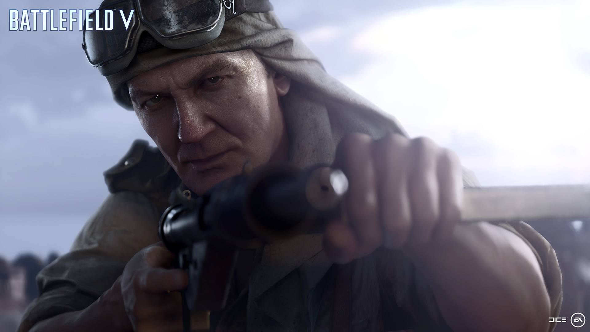 Battlefield V - the untold stories of WWII
