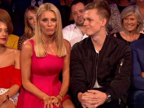 'He's surprised us': Joe Sugg supported by YouTube star pal Caspar Lee on Strictly Come Dancing