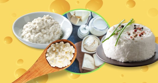Brilliant Eating Cottage Cheese Before Bed Can Help Aid Weight Loss Interior Design Ideas Clesiryabchikinfo