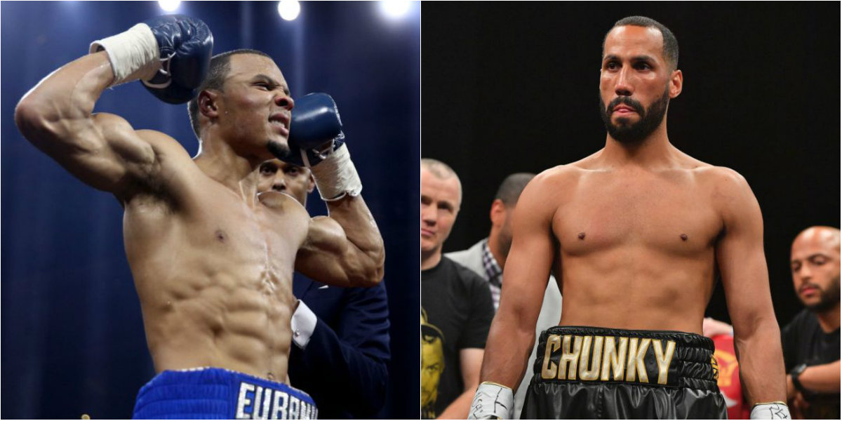 James DeGale closes in on December showdown with Chris Eubank Jr