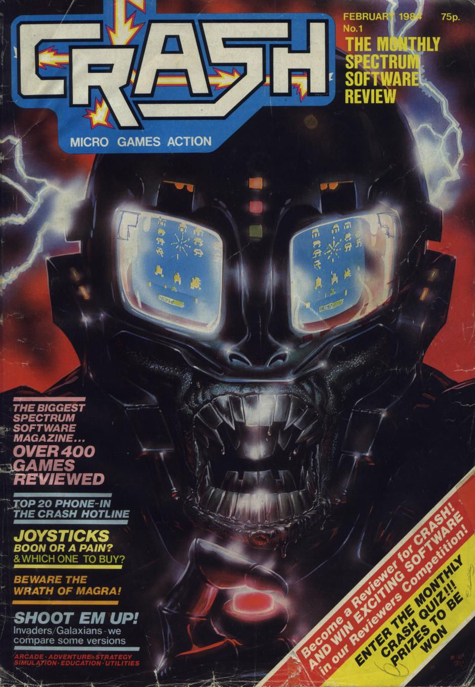Weekend Hot Topic, part 1: Your favourite video game magazines