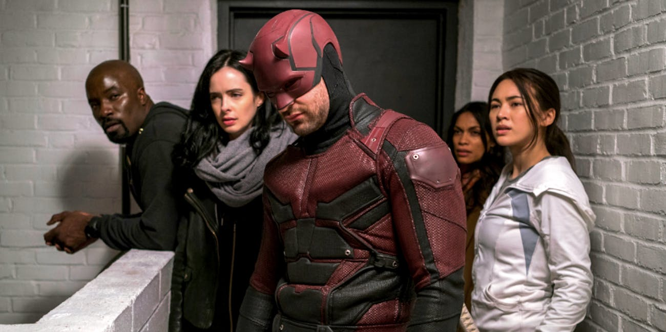 Marvel's Daredevil and Jessica Jones could face axe after Netflix cancels Luke Cage, according to new data
