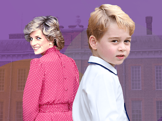 Prince William reveals Prince George is having dance lessons and loves it as much as Diana did