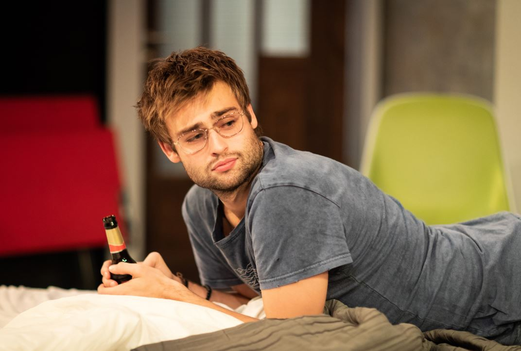 A Guide for the Homesick review: Douglas Booth gets steamy in this affecting tale of love and loss