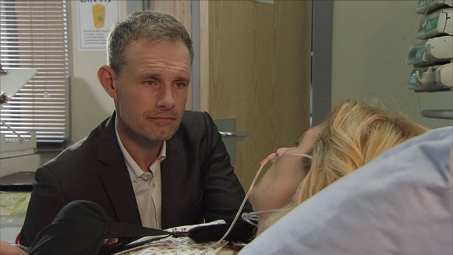 Nick returns to Coronation Street