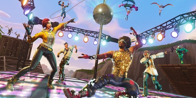 Disco Domination Ltm To Be Added To Fortnite This Week Metro News