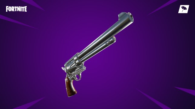 Fortnite crossbow and six shooter stats and details | Metro News