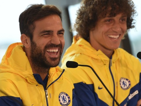 Cesc Fabregas wishes he'd played for new Chelsea boss Maurizio Sarri earlier in his career
