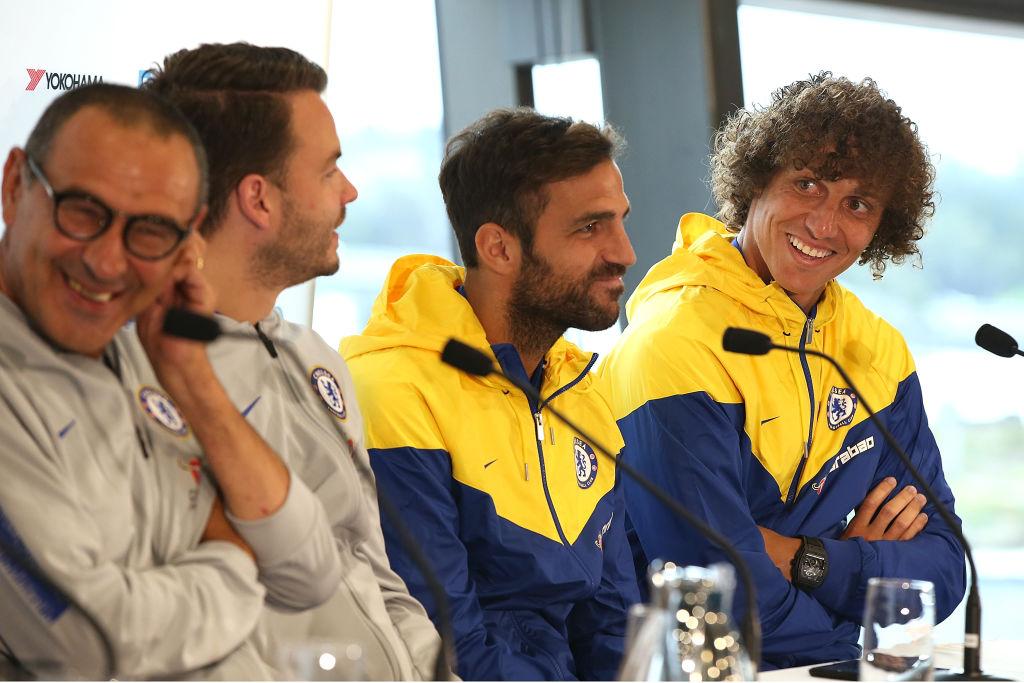 Early Chelsea success down to Maurizio Sarri's leadership, says David Luiz
