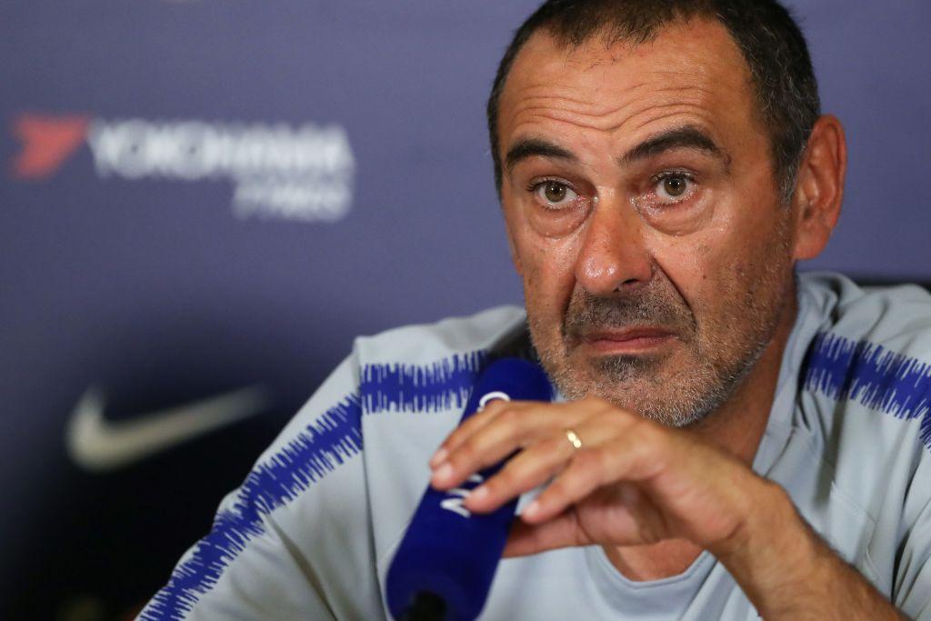 Maurizio Sarri drops Eden Hazard, Callum Hudson-Odoi and Ruben Loftus-Cheek selection hints ahead of Videoton clash