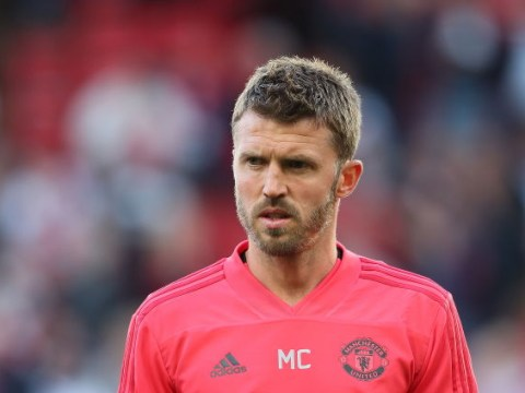 Michael Carrick responds to claims some Manchester United players have 'downed tools'