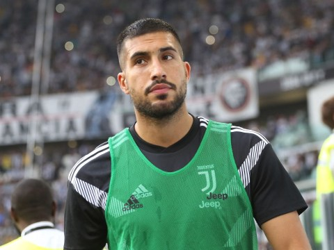 Juventus star Emre Can set to miss Manchester United clash and could require surgery