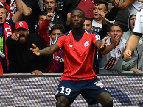 Bayern Munich book transfer talks with Nicolas Pepe amid Manchester United interest