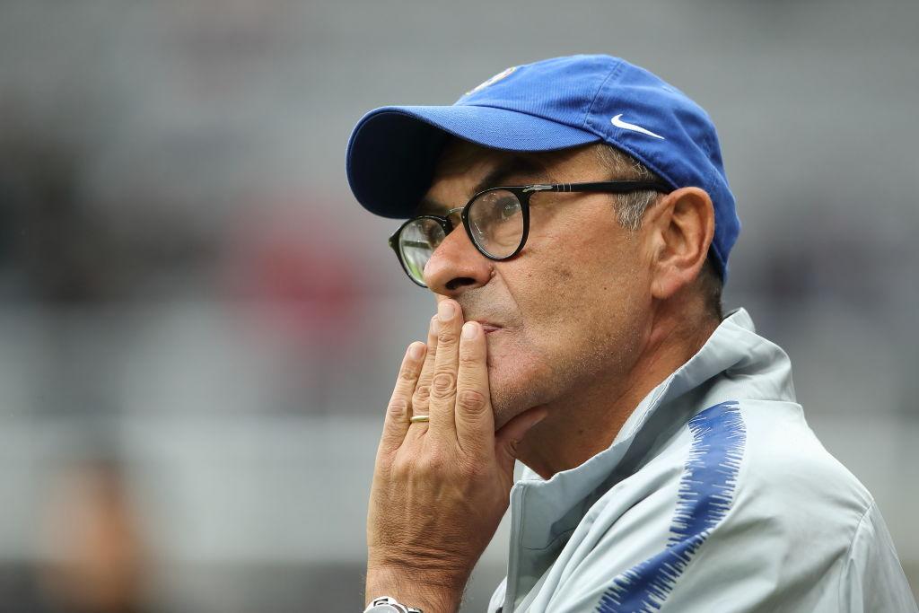 Maurizio Sarri must be wary of big game master Jose Mourinho, says Jamie Carragher