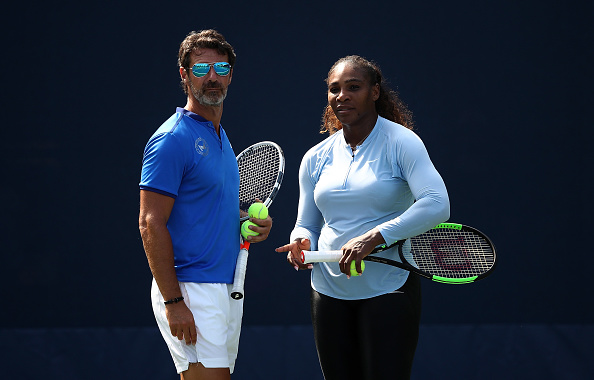 Serena Williams' coach calls for 'reform' in tennis after US Open debacle