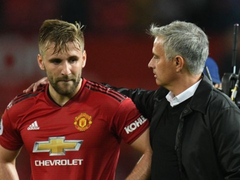 Luke Shaw still has not forgiven Jose Mourinho for brutal criticism and is refusing Manchester United extension