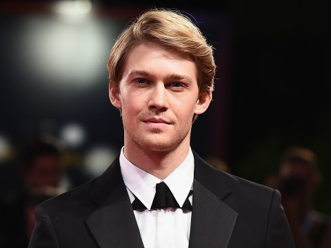 Joe Alwyn isn't concerned about the weight of expectation on being Mr Taylor Swift