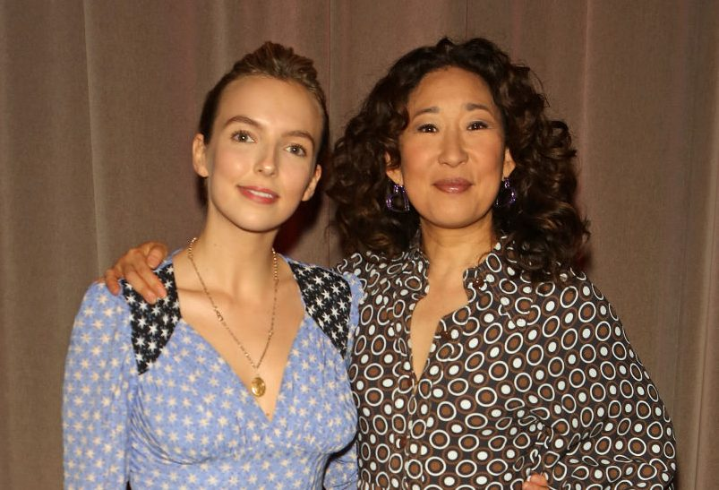 Killing Eve stars Sandra Oh and Jodie Comer are going head to head at NTAs