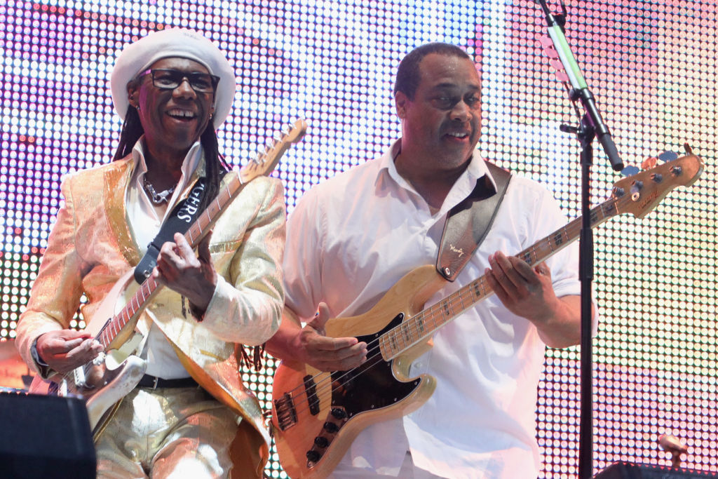 Simon Cowell begged Nile Rodgers to do Pop Idol: 'He called me 24 hours a day'