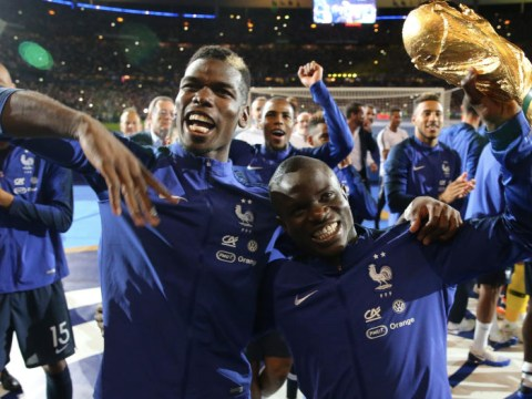Paul Pogba hopes N'Golo Kante wins Ballon d'Or after World Cup victory