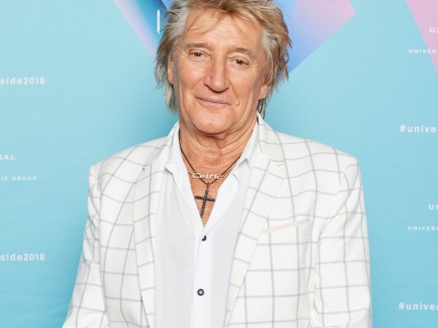 Rod Stewart had 'secret cancer scare after doctors found lump' but kept it quiet over fears of 'making a fuss'