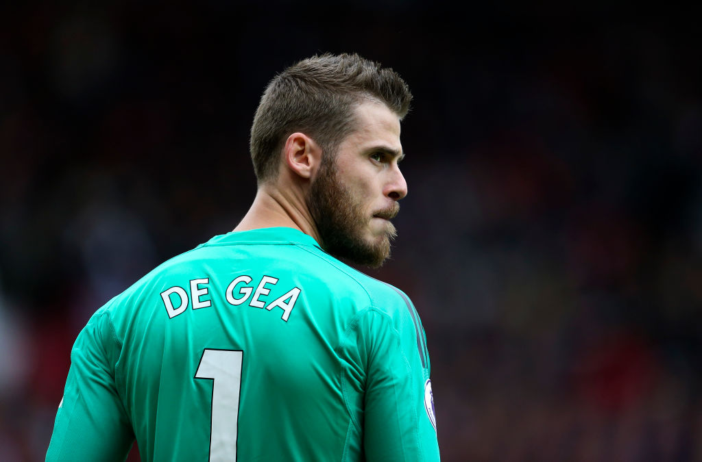 David de Gea speaks out after Jose Mourinho admits Manchester United goalkeeper could leave