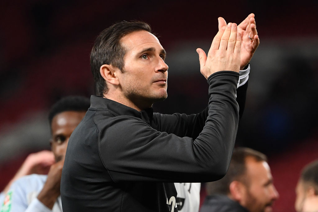 Chelsea grant Frank Lampard special request on return to Stamford Bridge