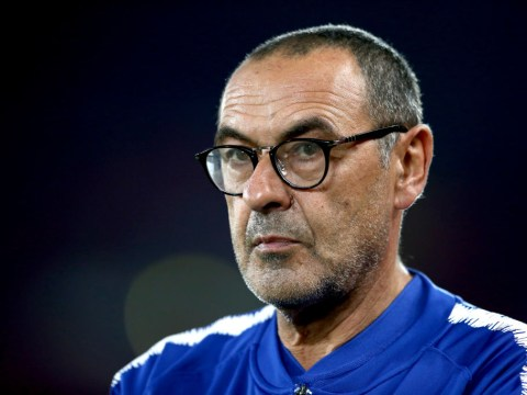 Maurizio Sarri plans to sign a young defender in January as Chelsea prepare to offer David Luiz new deal