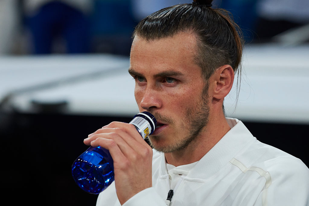 Gareth Bale ruled out of Real Madrid's Champions League clash with CSKA Moscow