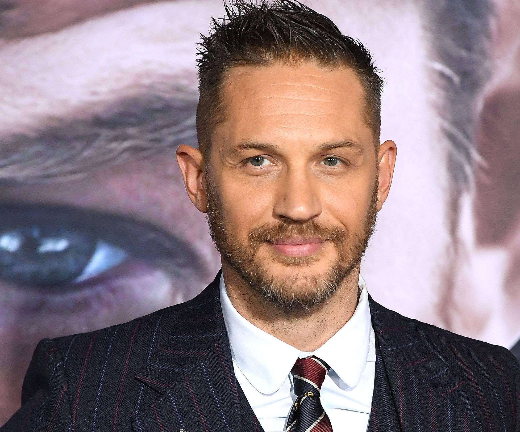 Tom Hardy reveals playing Venom gave him more understanding about his alcohol addiction