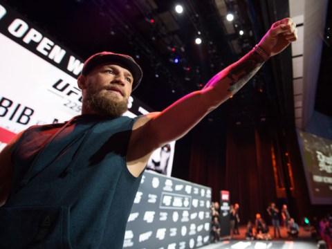 Conor McGregor underdog for first time in UFC career against Khabib Nurmagomedov
