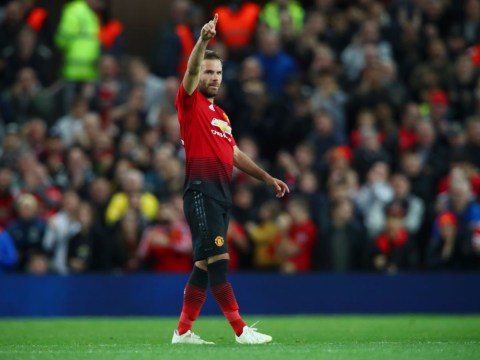 Juan Mata reveals training superstition which paid off big time in Manchester United's comeback v Newcastle