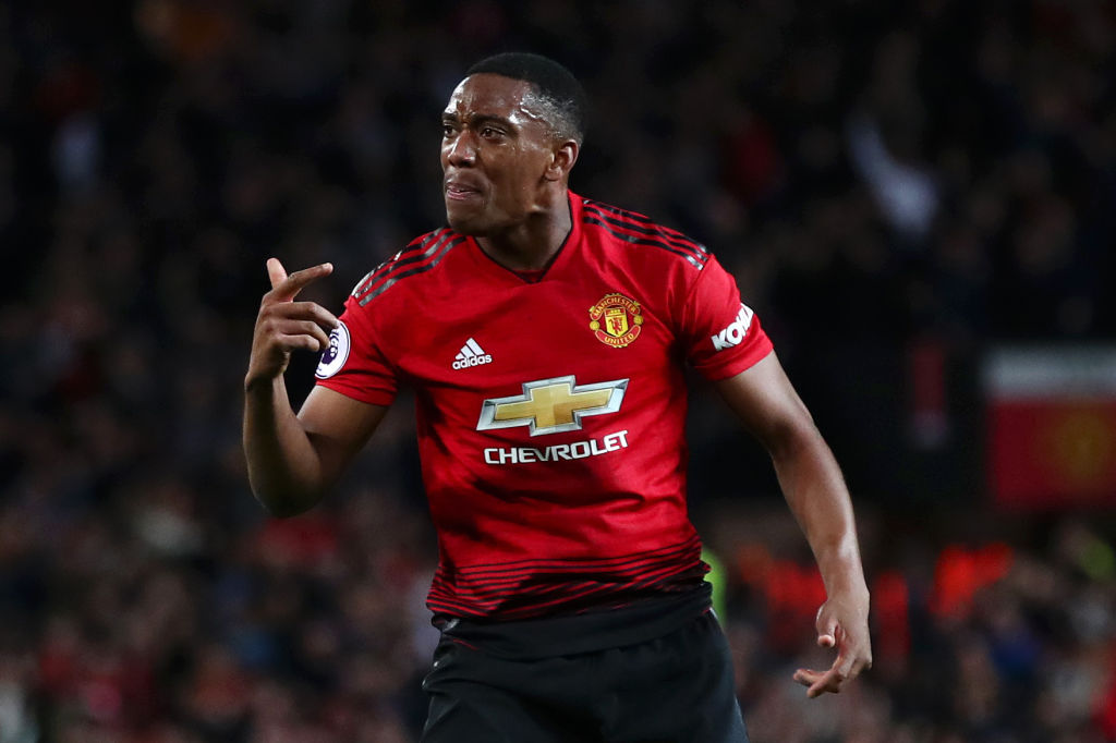 Anthony Martial determined to exit Manchester United in summer transfer