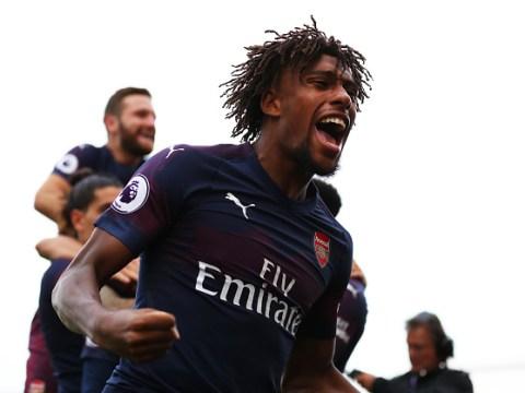 Arsenal no longer afraid of anyone, insists Alex Iwobi