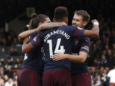 Aaron Ramsey and Pierre-Emerick-Aubameyang set new record as Unai Emery's super subs