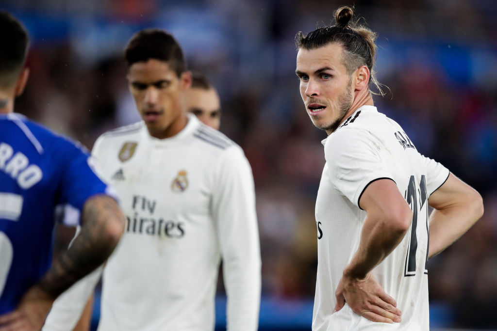 Gareth Bale to remain at Real Madrid amid transfer links to Chelsea and Manchester United