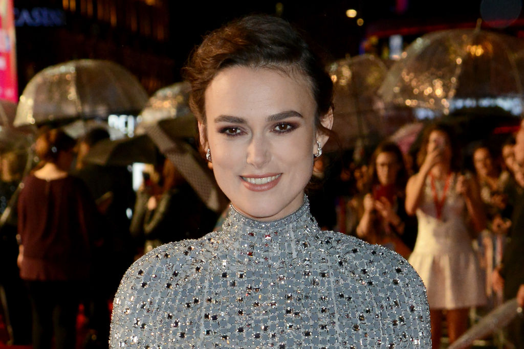 Keira Knightley is ready to move in to TV