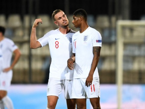 Jordan Henderson caught raging at Croatian coach: Are you the f****** ref?