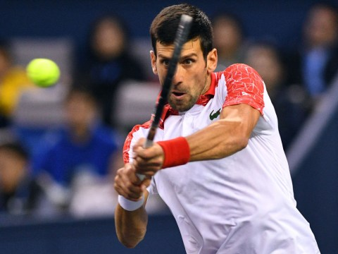 Novak Djokovic closes in on world number one Rafael Nadal with Shanghai Masters victory