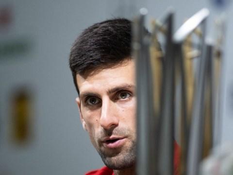 Novak Djokovic set to become new world number one after Rafael Nadal injury