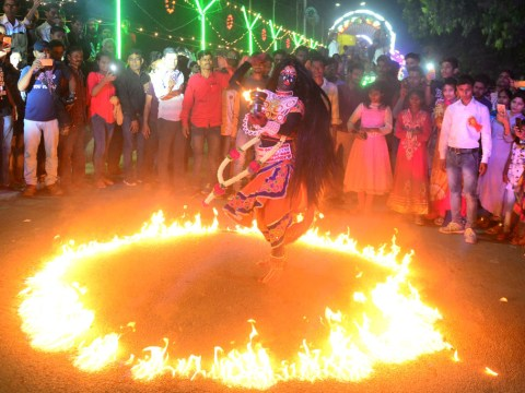 Happy Dussehra 2018 wishes, images and greetings as Navratri comes to an end