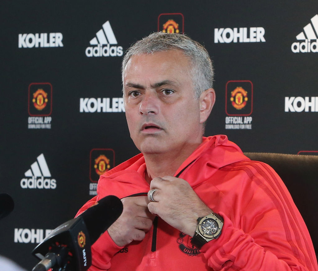 Jose Mourinho hints at Manchester United injury crisis ahead of return to Chelsea